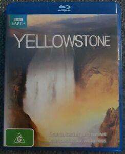 Yellowstone (Blu-ray, 2010)