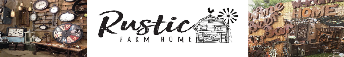 Rustic Farm Home