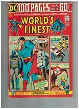 World's Finest Comics 226 Superman Batman Metamorpho & Deadman!  100 Pages VG/F!