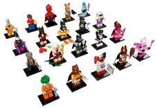 LEGO BATMAN MOVIE Series 71017 Full COMPLETE Set ALL 20 Minifigures SEALED SALE!
