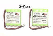 2-Pack Replacement Battery For Philips Pronto SBCRU951, SBCRU980, TSU7000 / 3500