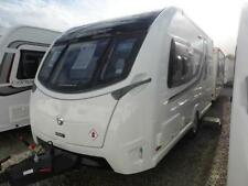Swift 2 Sleeping Capacity Mobile & Touring Caravans