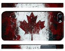 Symbol Canada Flag iPhone 4S 5 5S 5c 6S 7 8 X XS Max XR 11 Pro Plus SE Case 3
