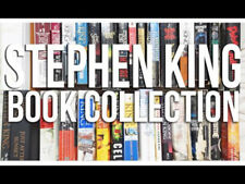 Stephen King Bundle 68 BOOKS (1974 - 2012) Complete Novels Audiobooks Unabridged