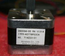 5 Pcs Minebea Hybrid Stepper Motor 17pm K077bp03cn T14z23 01 Free Us Shipping