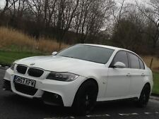 2007 BMW 3 SERIES 318D M SPORT PERFORMANCE LCI M3 REPLICA DIESEL 4 DOOR SALOON