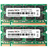 New 4GB 2x2GB PC2-5300 DDR2-667 200pin SODIMM Memory For Acer Aspire 5920G 5920