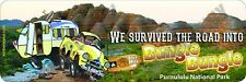 We survived the Road into the Bungle Bungle Purnululu NP Bumper Sticker