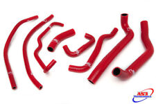 AS3 PERFORMANCE SILICONE RADIATOR HOSES RED to fit TRIUMPH 675 DAYTONA 2006-2012