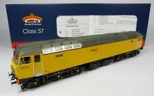 OO Gauge Bachmann 32-761 DCC FITTED Cl 57 312 Network Rail Loco