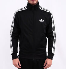 Adidas Originals Firebird retro track Superstar Jacket chaqueta nuevo negro s23129