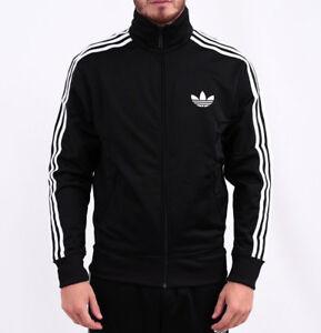 Adidas Originals Firebird Retro Track Superstar Jacket Jacke NEU schwarz S23129