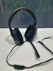 PDP Afterglow LVL 3 Stereo Wired Gaming Headset w Microphone PlayStation 4 PS4