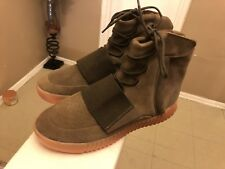 Adidas Yeezy Boost 750 Size 10.5 Chocolate
