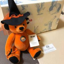 Steiff Halloween Teddy Bear Plush Staffed toy Steiff 1500 limited Japan rare