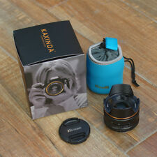 14mm f/3.5 Manual Lens for Sony E Mount Canon EF-M Fujifilm X Olympus M43 MFT