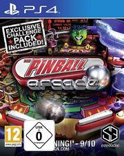 PS4 Pinball Arcade 1 flipper PRODUIT NEUF Playstation 4