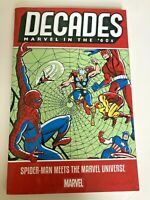 Decades Marvel in the 60's Spider-Man Meets the Marvel Universe TPB Thor Captain