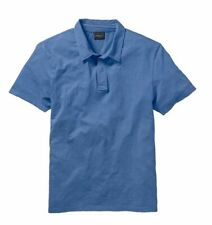 Men camiseta polo, 936769 en azul 44/46 (s)