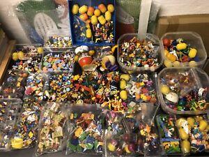 Grosse Kiste Üei Spielzeug & Figuren Konvolut Ansehen Lohnt!!!