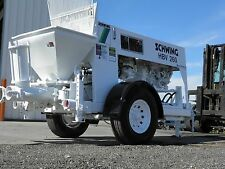 2006 SCHWING HBV 260 Concrete Pump for sale