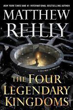 The Four Legendary Kingdoms (Jack West, Jr.), Reilly, Matthew, Good Book