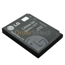 OEM Battery LGIP-580A Replacement Genuine Originial LG CU915 CU920 Vu 100+SOLD