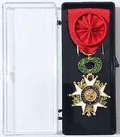 Médaille OFFICIER  de La LÉGION D'HONNEUR