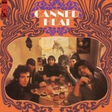 Canned Heat Blues Import Vinyl Records