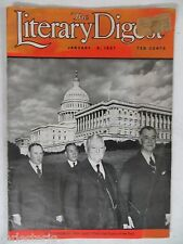 """Literary Digest  January 2, 1937   New Congress """"Mights"""" and """"Musts"""""""