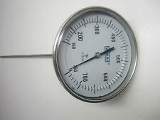 New Wika Metal Thermometer 150-750 Degree