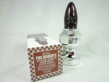 Vintage Avon Spicy After shave Chess Piece bottle collectible Bishop II NWB
