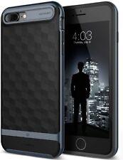 Caseology Parallax Series Dynamic Geometry iPhone 7 Plus case Deep Blue