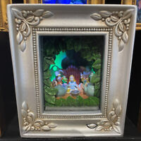 Disney Alice in Wonderland Tea Party Mad Hatter Gallery Of Light By Olszewski