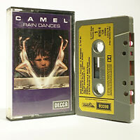 Camel - Rain Dances - Very Good Plus (VG+) 1977 Cassette - Decca/Gama KTXC-R 124