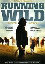 Running Wild: The Life of Dayton O. Hyde (DVD, 2013) - NEW!!