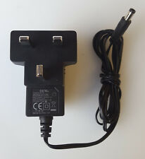 OEM ADS0128-D 120100 AC/DC POWER SUPPLY ADAPTER 12V 1.0A 30-132-101164B UK PLUG