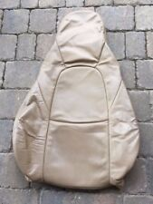 Mazda MX-5 MK2.5 2001-2007 Driver R/H Tan Leather Back Seat Cover from Germany