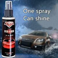 100ml hine Armor Ceramic Spray Coating Car Polish Spray Nano Prote Sealant S6W8