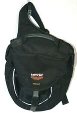 Tamrac Velocity 9 Camera Bag Shoulder Sling Backpack w/ waist strap Black