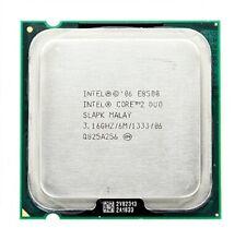 Intel Core 2 Duo E8500 - 3.16GHz Dual-Core (LGA775) Processor SLAPK SLB9K