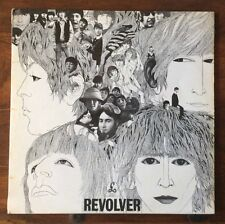 The Beatles Revolver Rare Pressing & Demonstration Copy Very Rare