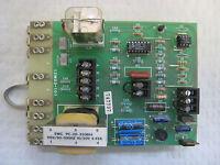 Contrex 12M03-101 Reflex Function Module Voltage Current Sensitive Relay Board
