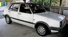 VW Golf 2-Bj. 6/1990- Benziner-G-Kat+ als Extra 4 Sommerreifen auf Alufelgen