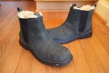 mens UGG AUSTRALIA  leather/suede Water Resistant PULL ON BOOTS 5459 (ug100
