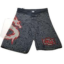 Mma Elite Graphic Athletic Shorts / Swim Trunk / Board Shorts Size Medium