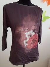 Shirt Von Orsay Gr 34 36 Grau Taupe