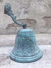 Vintange Cast Bronze Bell