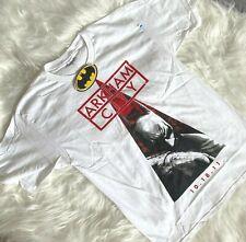 Batman Arkham City 10-18-11 Promotionnel Promo T-Shirt Grand Xbox 360 Wii U