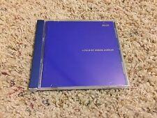 Blue: A Film by Derek Jarman by Derek Jarman (CD, Apr-1994, Mute) SOUNDTRACK OOP